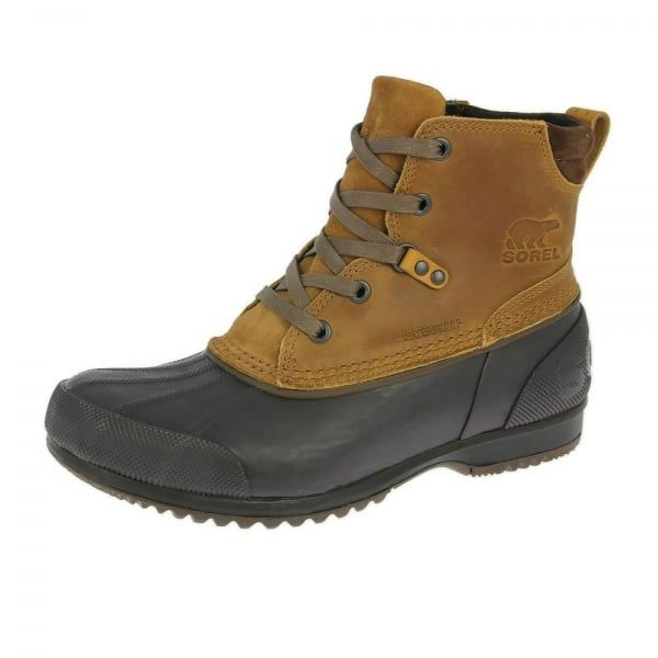 Sorel Mens Boots Ankeny Elk Stout