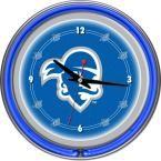 14 in. Seton Hall University Neon Wall Clock, Multi