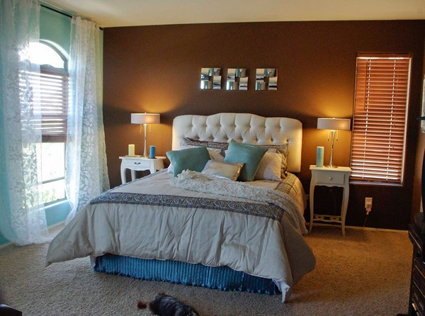 master bedroom color ideas brown light blue accent 20656 | d24623b9be2cfbd685f1f87b8cba024e
