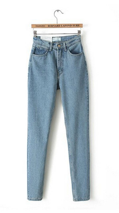 Vestuário americano AA cintura alta Jeans Retro rua harém calças Legging calças 2015 inverno azul escuro, Luz azul em Calças de brim de Das mulheres Roupas & Acessórios no AliExpress.com | Alibaba Group