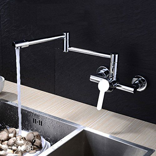 Kitchen Sink Taps Free Rotatable Folding Single Handle Br Https