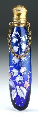 Victorian scent bottle ~ Beautiful!!