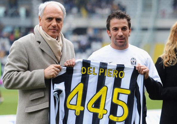 Alessandro Del Piero and Roberto Bettega Photos - Zimbio