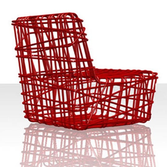 Elastica chair, Marco Zanuso
