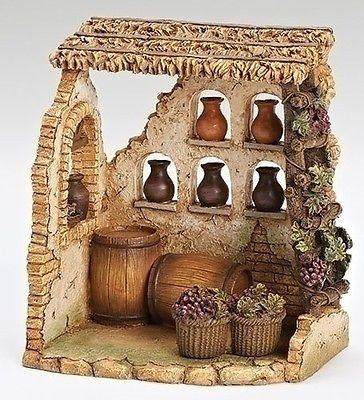 "Fontanini 5 ""tienda de vino Natividad Village edificio"