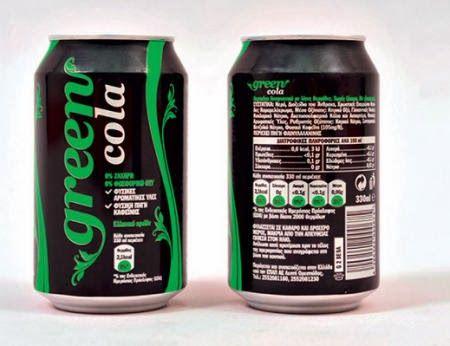 """Las claves de Green Cola: La compañía que """"casi"""" vence a Coca-Cola en Grecia. - Negocios1000"""