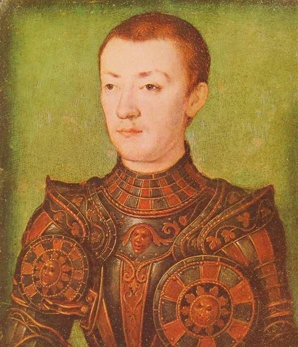 Francis III, Duke of Brittany (1518-1536) Son of Francis I of France and Claude Duchess of Brittany