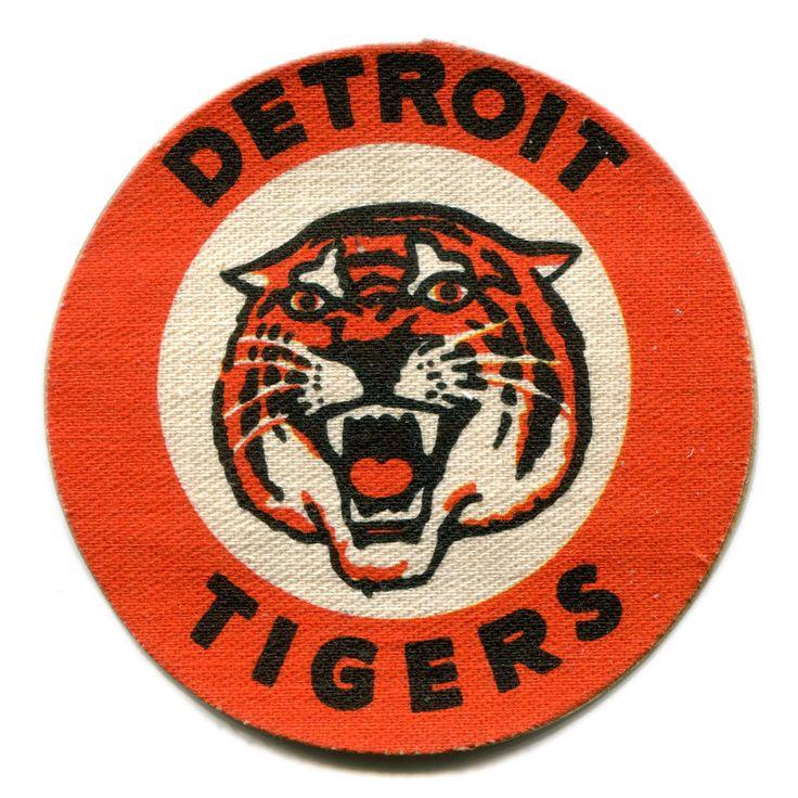 1955 Detroit Tigers MLB Baseball Post Cereal Vintage Team