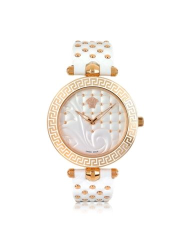 Versace Vanitas White Women's Watch