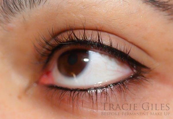 Permanent Eyeliner soft look | Eyeliners and Lash ...