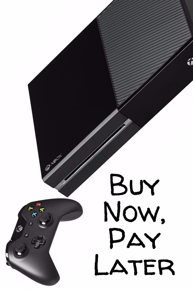 List of online stores that sell Xbox One video game systems and offer deferred billing payment plans so you can buy now and pay for it later over time.#xbox #xboxone #buynowpaylater