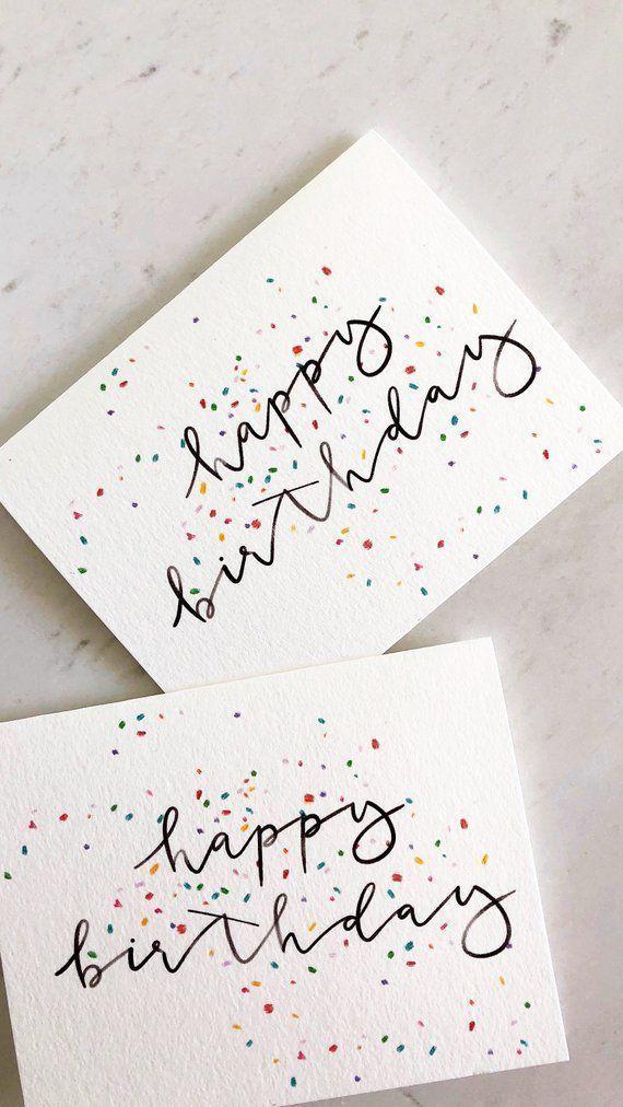 Fröhliche Post! Super schöne Geburtstagskarten. … – #Fröhliche #Geburtstags