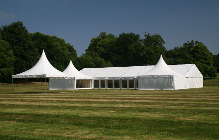 Oriental canopies being used to maximum effect!