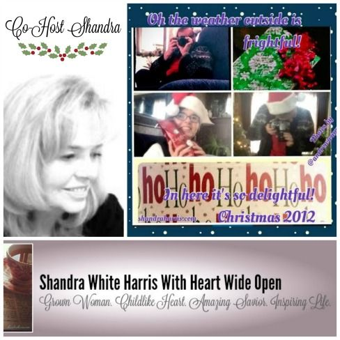 With Heart Wide Open // On The Day Before Christmas // The Reason to Celebrate the Season?