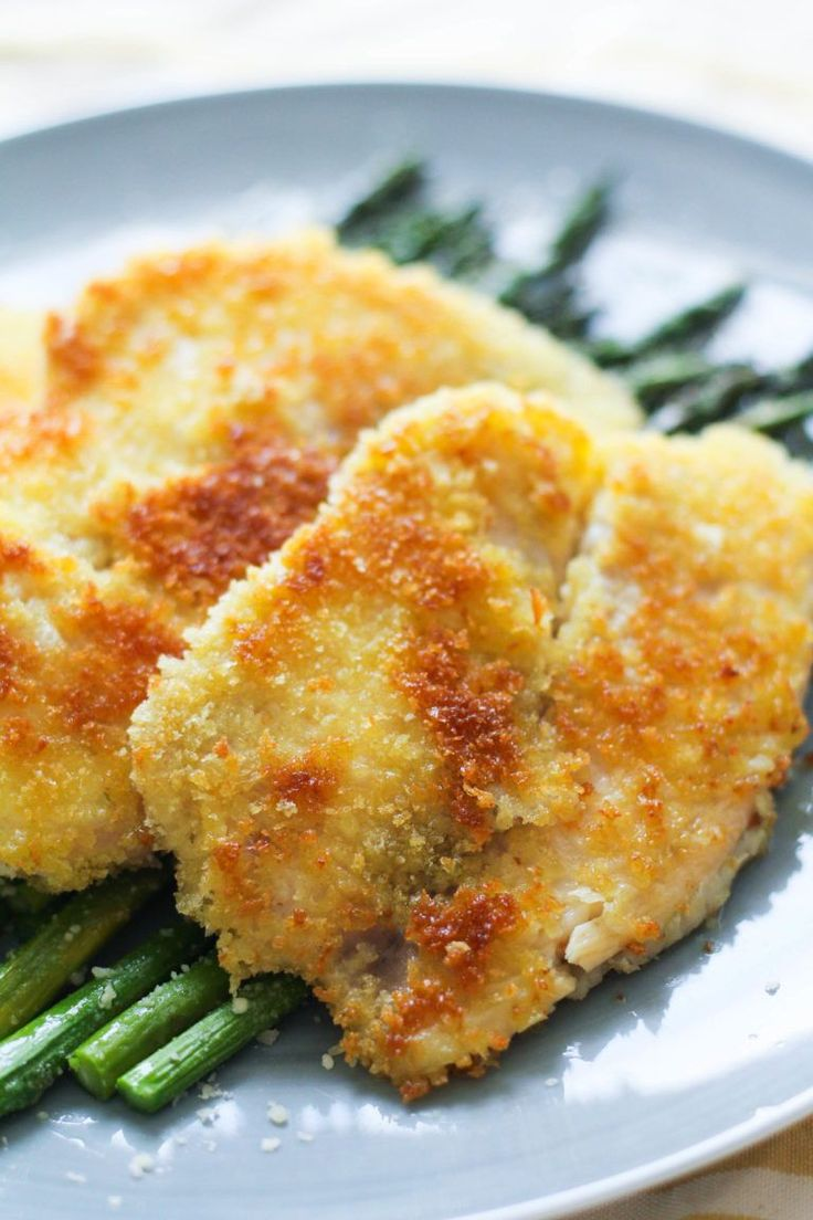 Simple Panko Crusted Tilapia | Tilapia Recipe | Dinner Recipe | Seafood Dinner | Spring Dinner Ideas