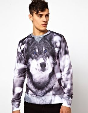 Criminal Damage Wolves Sweatshirt - Hledat Googlem