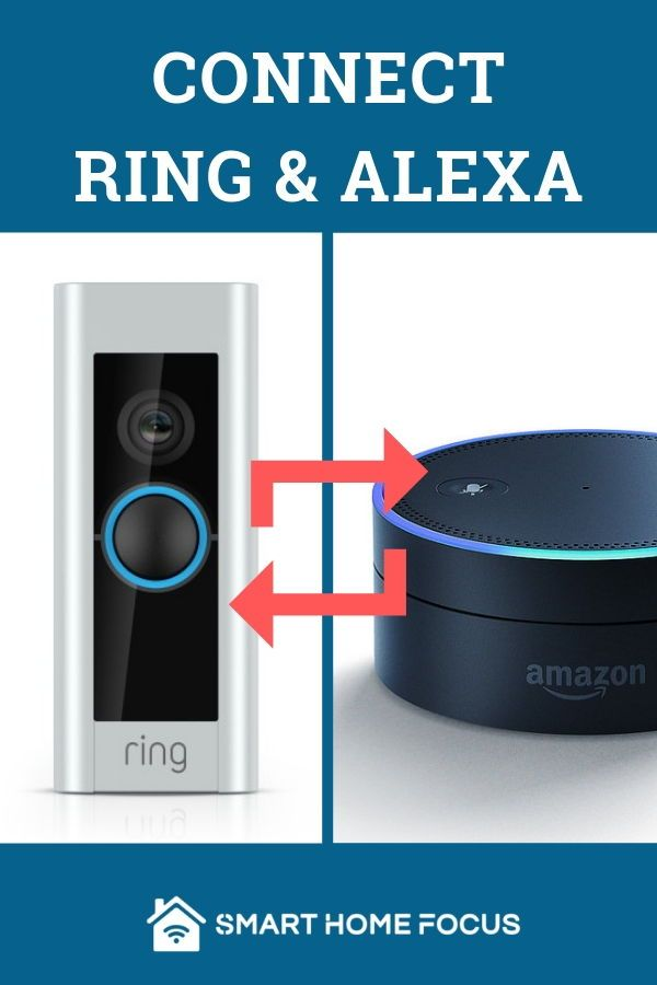 Connect Ring To Alexa Projects And Guide Smart Home Focus Smart Home Security Smart Home Home Automation