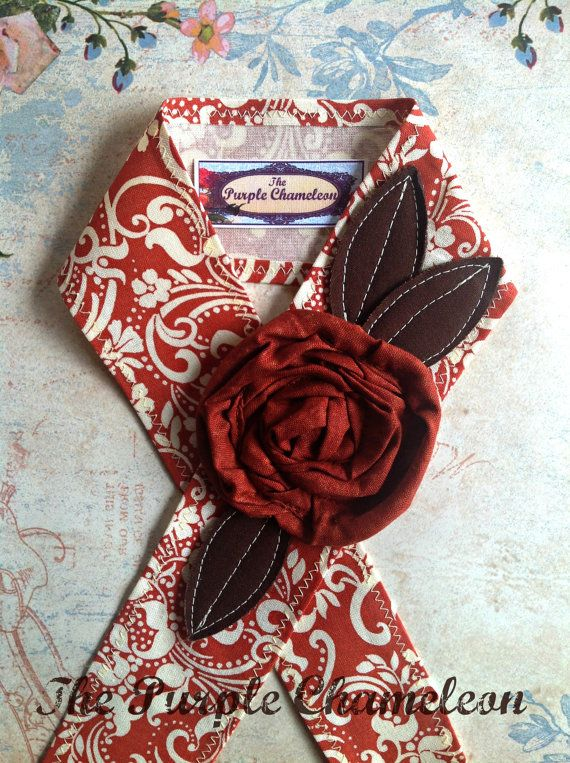 Spice Headwrap Headband Tie on Headband by ThePurpleChameleon, $16.00