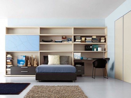 10 ideas about modern teen bedrooms on pinterest teen - Modern bedrooms for teens ...