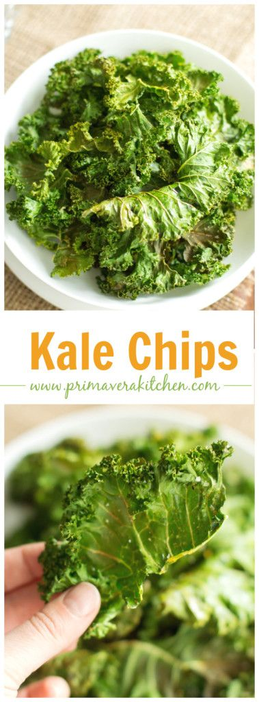 How to Make Spicy Kale Chips - primaverakitchen.com