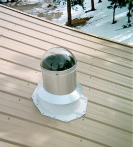 Tubular Skylight Metal Roof Flashing