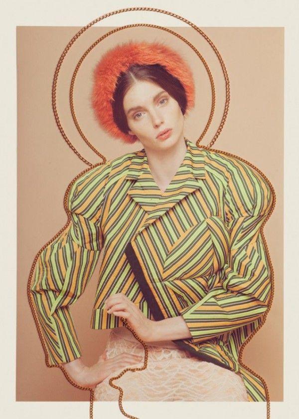 Aisha Zeijpveld's Surreal Portraiture