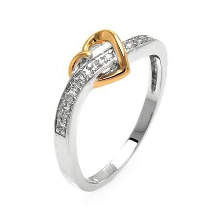 Metal: .925 Sterling Silver Finish: Nickel Free Rhodium Plated Stones: Center 10mm - Side 26 1mm CZ Ring Measurement: 18mm x 11mm