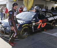 Martin Truex Jr. on Daytona 500 front row a big deal just as well #NASCAR