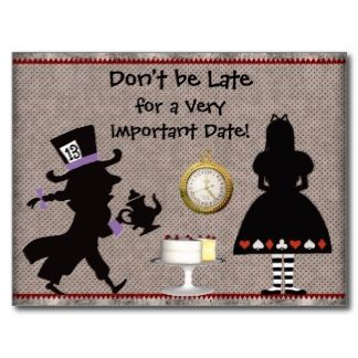>>>Coupon Code Mad Hatter Tea Party Save the Date Baby Shower Post