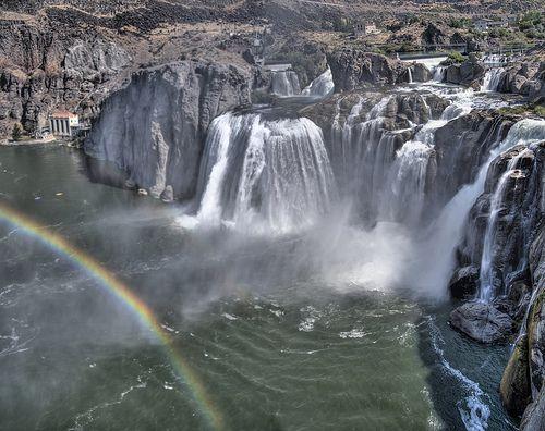 Shoshone Falls - Idaho USA