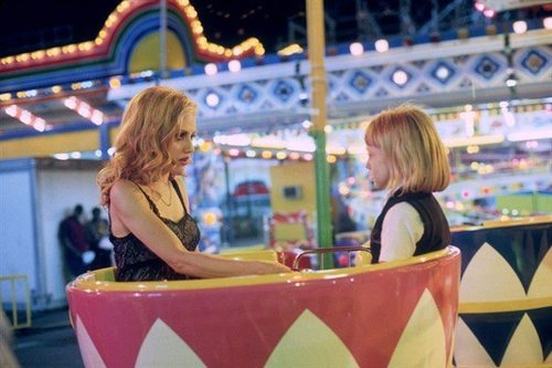 Uptown Girls is a visually gorgeous film with a cute story. And I know it's silly, but the end of this movie always makes me sob happy tears.