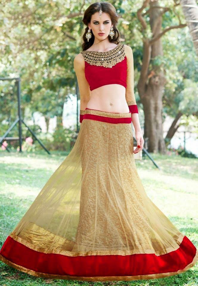 91ecd3d741 New Party Wear Lehenga Choli Collection In Lehenga Rush By Utsav Fashion  From 2014-15 | WFwomen | Lehenga, Lehenga style saree, Bridal lehenga choli