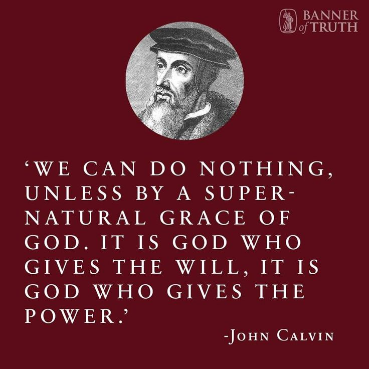 an analysis of the puritans and a religion calvinism by john calvin The teachings and doctrine of john calvin,  america to have freedom of religion john  puritans were guided by their religion and created a government.