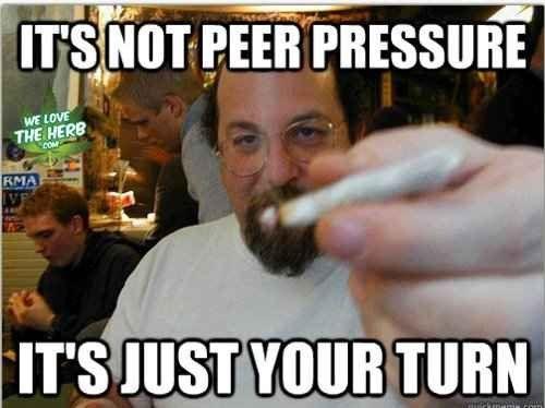 Puff puff pass :)