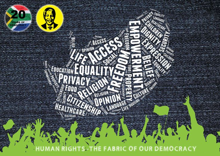 Human Rights - The Fabric of our Democracy