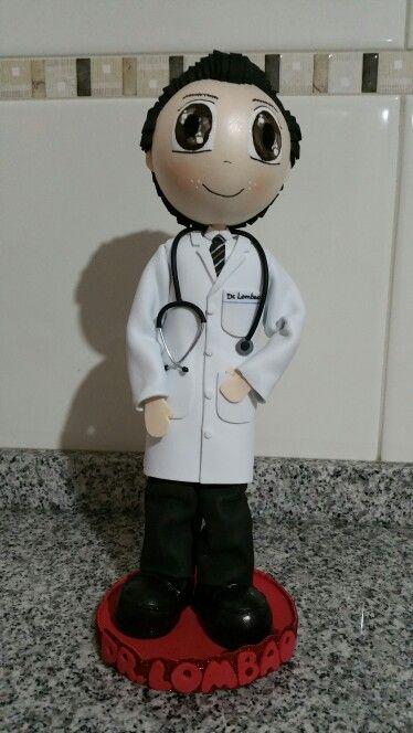 Fofucha médico