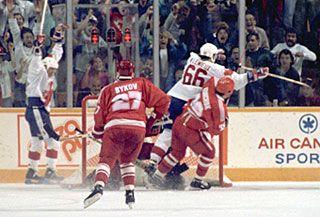 Legends of Hockey - Spotlight - Team Canada - 1987 Canada Cup
