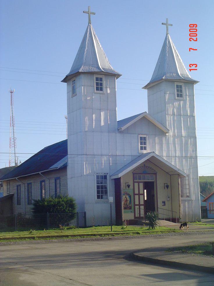 Isla de Chiloé.