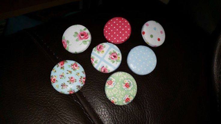 Handmade Cath Kidston buttons