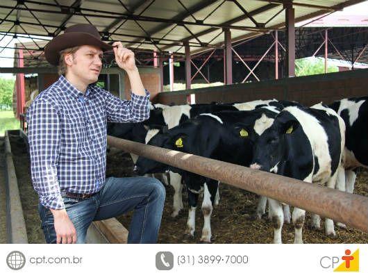 Gado de leite - saiba mais sobre o melhoramento genético #cursoscpt