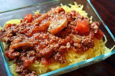 Primal Kitchen: A Family Grokumentary: Spaghetti Squash with Meaty Marinara
