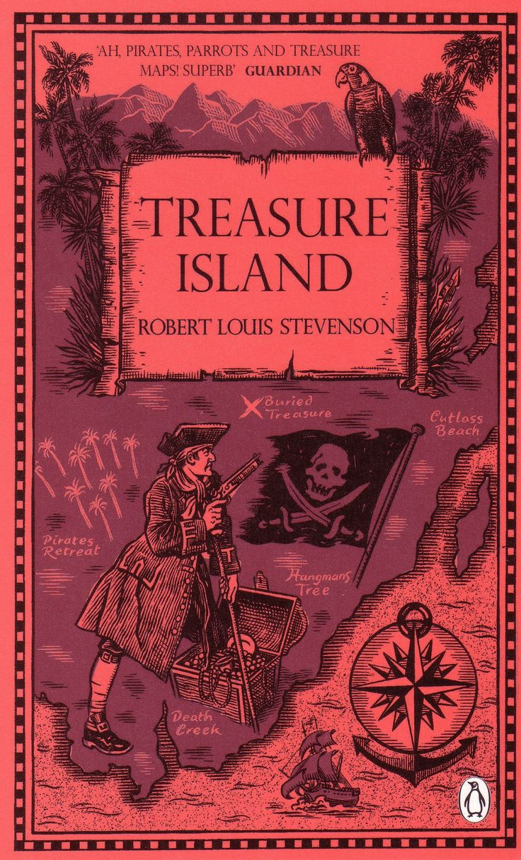 an overview of robert louis stevensons treasure island Dr livesey, one of the organizers of the expedition to treasure island in  robert louis stevenson's 1883 adventure story, earns praise from the novel's.
