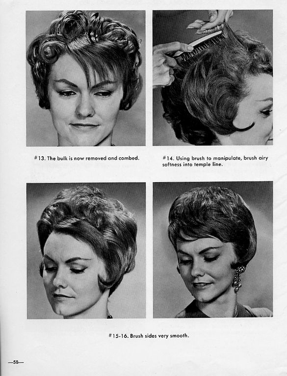 1960 hair style 1944 best images about vintage 1960 s on 8341