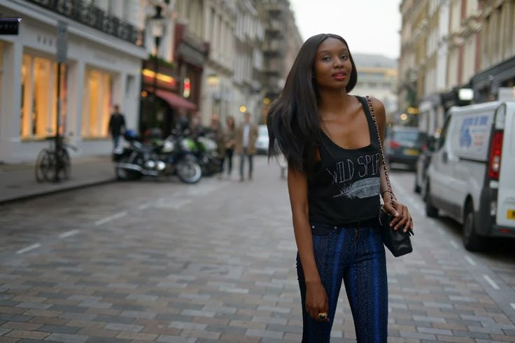 Balenciaga Denim Jacket Dupe - Bisous Natasha