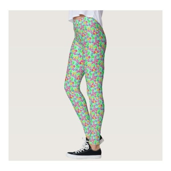 Jellybean Queen Leggings in Mint Gelato ($54) ❤ liked on Polyvore featuring pants, leggings, mint green pants, legging pants, mint pants, mint green leggings and mint leggings
