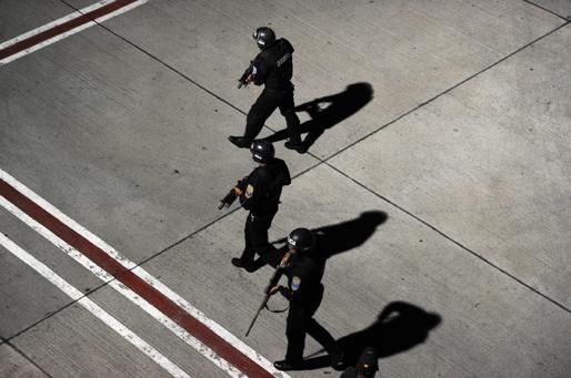 Honduras arrests five Syrians headed to US with stolen passports