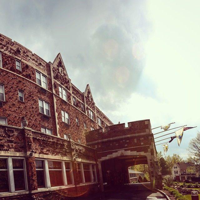 The Grand Summit Hotel in Summit, New Jersey historic, classy event venue