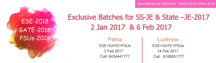 Engineers Academy is the best institute for GATE,IES,PSUs,SSC. So if you Looking for best GATE coaching in Jaipur then visit engineersacademy.org. We have best and well experienced staff for the GATE,IES,PSUs,SSC coaching.