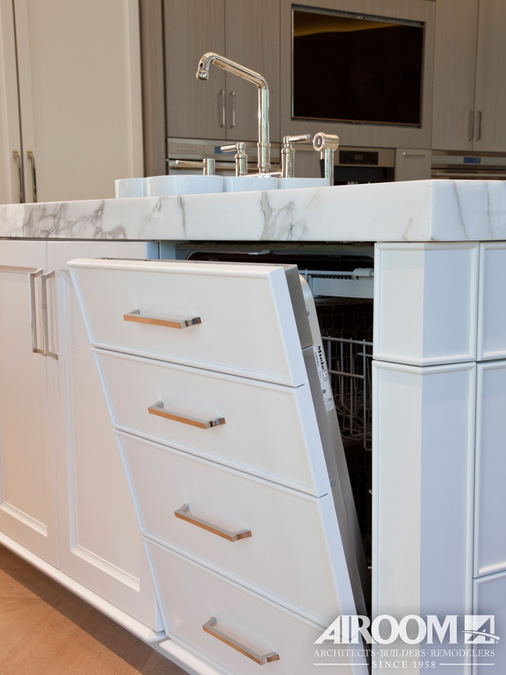 "The ""now you see it, now you don't"" dishwasher 