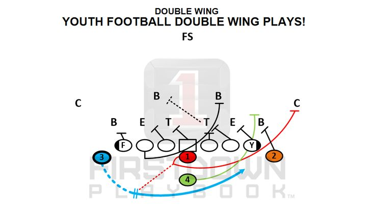 8 best FirstDown PlayBook Youth Football Offense images on